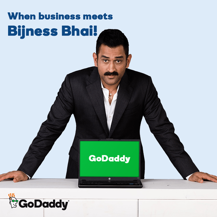 GoDaddy Launches Next Level of 'Bijness Bhai' Campaign in India