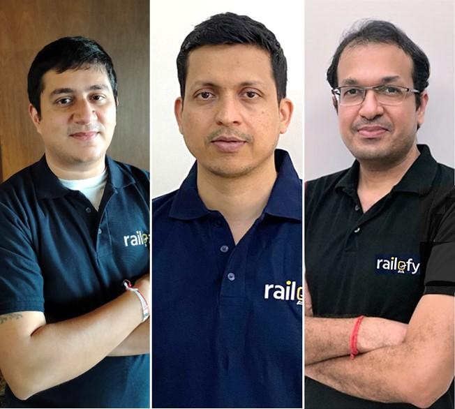 Railofy Raises INR 7 Cr From Chiratae Ventures