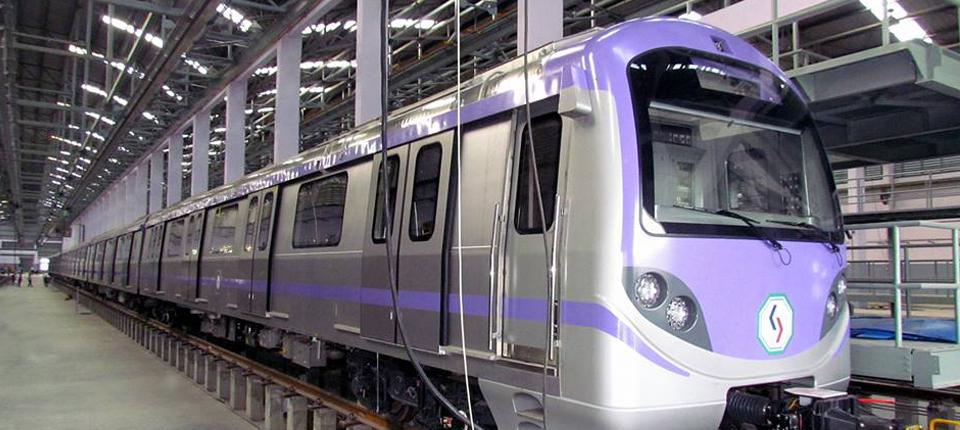 Kolkata East-West Metro Corridor of 16.6 Kms in Kolkata & Surrounding Area is Approved