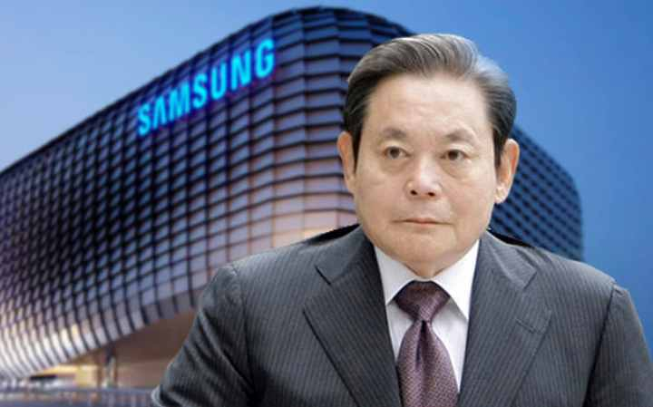 Samsung's Chairman Passed Away at 78