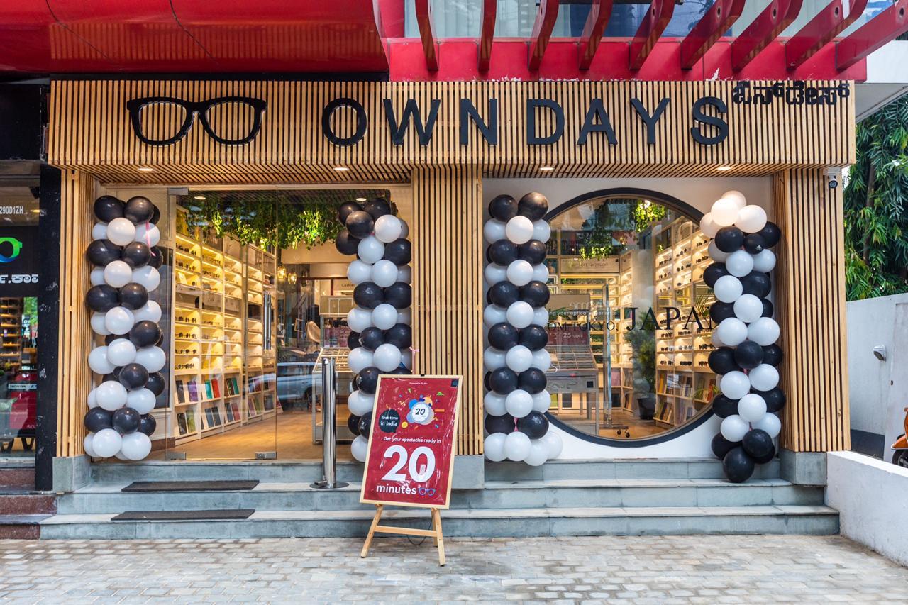 Japanese Eyewear Brand OWNDAYS Expands Retail Base in India