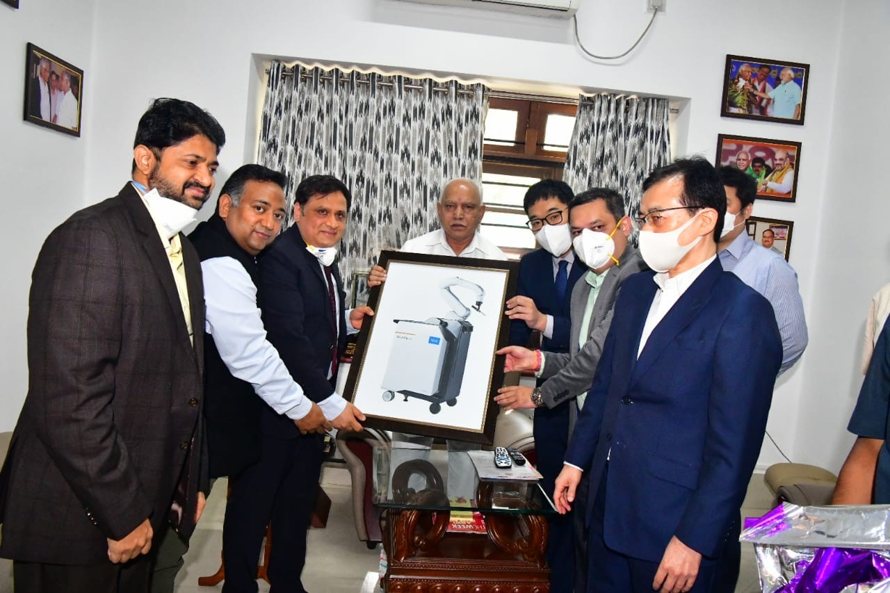 World's First Fully Active Robotic Knee Replacement System Started at Sakra World Hospital