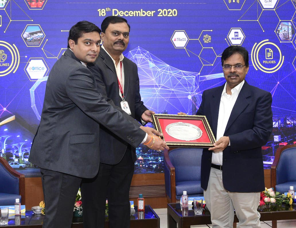 Honeywell Recognised as Best Terminal Automation by BPCL