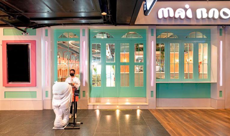 Mai Bao, a Singaporean Delight Launched at DLF Avenue