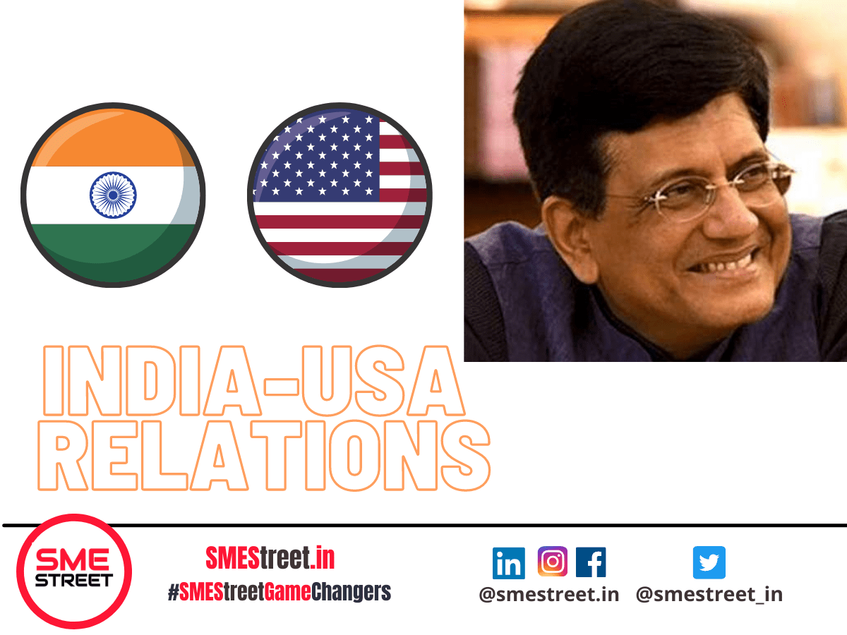 India and United States Agree to Strengthen Trade Relationship