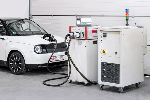 Keysight Launches Test Solution for Electric Vehicle Charging and Grid-Edge Applications