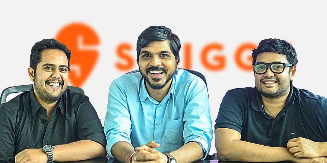 Swiggy Close to Raise Rs 5862 Cr at $5 Bn Valuation