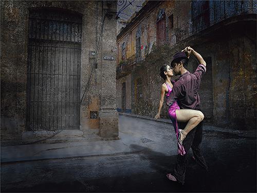 Argentine Tango - Peter Siviter