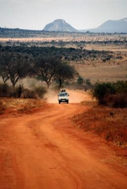 Kenya, Tsavo