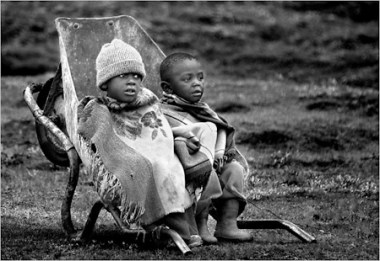 KIDS FROM LESOTHO