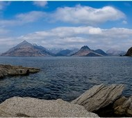 commended-the black cuillins from elgol, isle of sky-len pugh