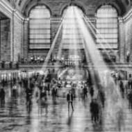 psa bronze grand central station charles-ashton-england