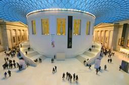 British Museum at Dusk