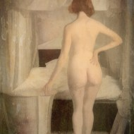 Second-Nude,chair and Bed-Paul Hayward