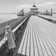 Second-On Clevedon Pier-Mike Edwards