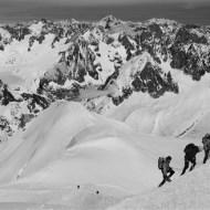Third-Climbing Mont Blanc-Mick Jennings