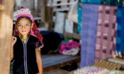 KAREN GIRL THAILAND