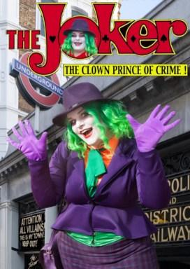 17 - The Joker - Mike Williams