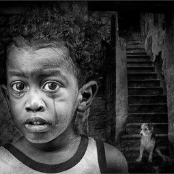 Peter Siviter, Tears, PAGB Gold, Best Portrait.