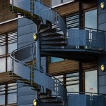 Commended Spiral Stairs Gresham Frank