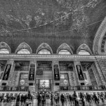 Commended Grand Central Ceiling Arthur Williams