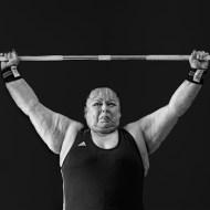 Third Veteran Women Weightlifter David Lowe