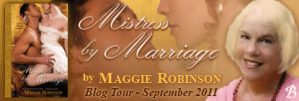 Guest Author Maggie Robinson and Giveaway