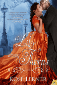 Review: A Lily Among Thorns by Rose Lerner