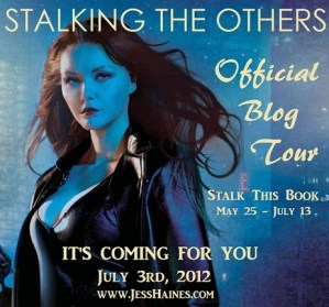 AAD 2012 Spotlight and Giveaway: Jess Haines