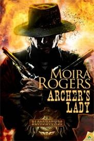 Guest Author Moira Rogers