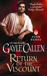 Review: Return of the Viscount by Gayle Callen