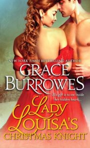 Review: Lady Louisa's Christmas Knight by Grace Burrowes