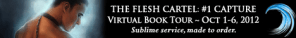 The Flesh Cartel Virtual Book Tour