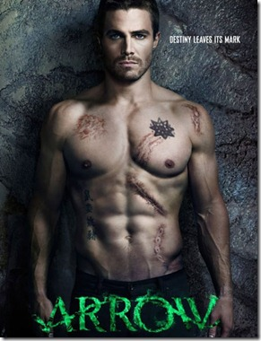 new-arrow-poster-stephen-amell-shirtless
