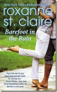 Review: Barefoot in the Rain by Roxanne St. Claire