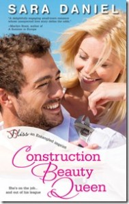 Review: Construction Beauty Queen by Sara Daniel
