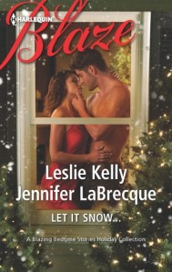 Review: Let it Snow by Leslie Kelly and Jennifer LaBrecque