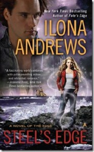 Joint Review: Steel's Edge by Ilona Andrews