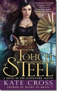 Review: Touch of Steel by Kate Cross