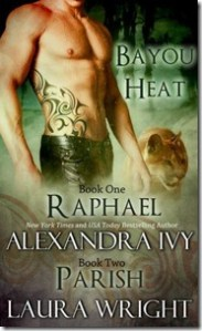 Guest Review: Bayou Heat by Alexandra Ivy and Laura Wright