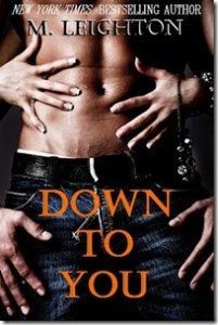 Guest Review: Down to You and Up to Me by M. Leighton