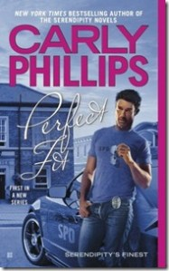 Review: Perfect Fit by Carly Phillips