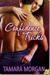Joint Review: Confidence Tricks by Tamara Morgan