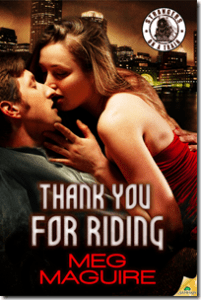 Review: Thank You For Riding by Meg Maguire