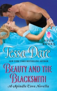Review: Beauty and the Blacksmith by Tessa Dare
