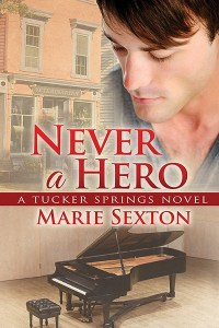 Guest Author Marie Sexton