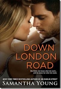 Joint Review: Down London Road by Samantha Young