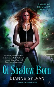 Review: Of Shadow Born by Dianne Sylvan