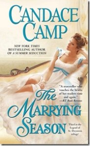 Review: The Marrying Season by Candace Camp