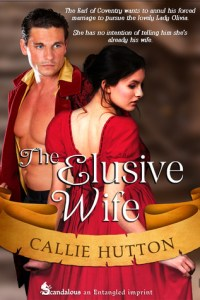Review: The Elusive Wife by Callie Hutton